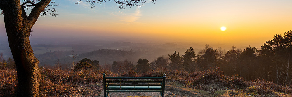 Pitch Hill, Surrey Hills